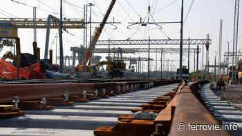 il Terminal Busto Arsizio-Gallarate si prepara a gestire treni lunghi 740 metri - Ferrovie.info