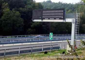 Lavori sulla autostrada A26 tra Gallarate e il Lago Maggiore - malpensanews.it