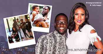 Eniko and Kevin Hart Celebrate Father's Day with Cute Family Photos - AmoMama