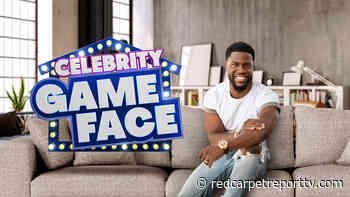 E! Gets a New Celebrity Special Hosted by Kevin Hart #CelebrityGameFace #video - redcarpetreporttv.com