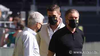 Zorc, Favre, Kehl: Dortmunds Impfstoff gegen Corona - kicker - kicker