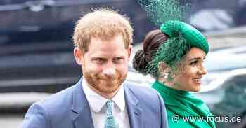 Royals: Harry und Meghan wollen den Sommer in Großbritannien verbringen - FOCUS Online