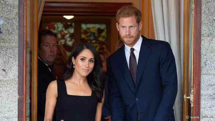 Royals: Herzogin Meghan + Baby Archie reichen Klage ein - Gala.de