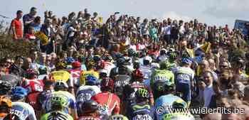 Enorme stormloop voor eerste Belgische profkoers (5 juli) in Rotselaar - WielerFlits.be
