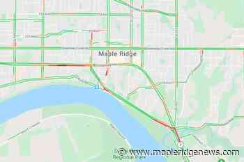 TRAFFIC: Stalled vehicle westbound Haney Bypass in Maple Ridge - Maple Ridge News