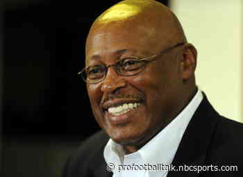 """Floyd Little's cancer """"treatments are working"""""""