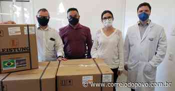 Hospital de Canela adquire respiradores e trabalha para habilitar leitos de UTI Covid-19 - Jornal Correio do Povo