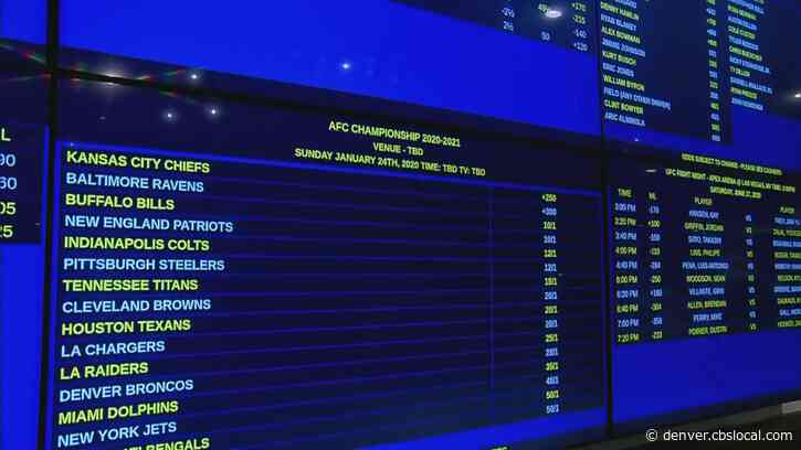 Sports Betting In Colorado Hopes For Big Restart Amid Coronavirus