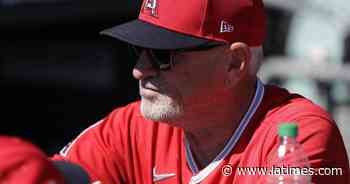 At age 66, Angels manager Joe Maddon gets serious about preparing for the season