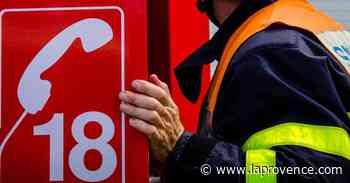 Apt : un motard tué dans une perte de contrôle - La Provence