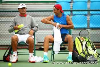 """Onkel Toni: """"Rafael Nadal hat die Leute glauben gemacht, ich sei ein guter Trainer"""" - Tennis World DE"""