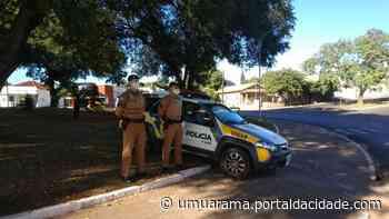 Batalhão da Polícia Militar em Cruzeiro do Oeste comemora 52 anos nesta quinta - ® Portal da Cidade   Umuarama