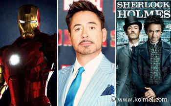 Robert Downey Jr. At The Worldwide Box Office: From Iron Man To Sherlock Holmes, Here Are Top 10 Grossers Of The Star - Koimoi