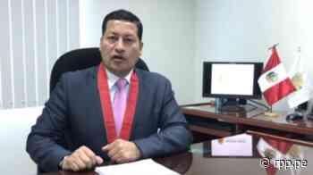 """Fiscal superior Omar Tello: """"Somos una sociedad que tolera demasiado la corrupción"""" - RPP Noticias"""