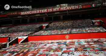 We love the banner behind the goal at Old Trafford - Onefootball
