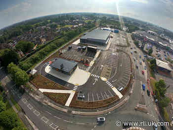 Expansion of Trafford Retail Park nears completion - Retail & Leisure International