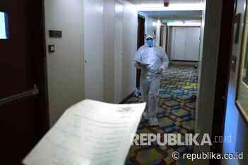 Hotel-Hotel Mewah di New Delhi akan Dipakai Pasien Covid-19 - Republika Online
