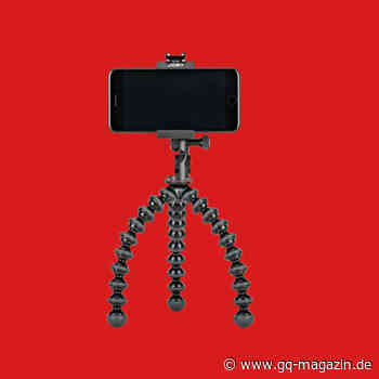 Mobile Fotografie : Die besten Gadgets für die Smartphone-Kamera - GQ Germany