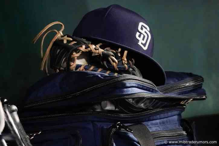 Padres Sign 34th, 45th Overall Draft Picks