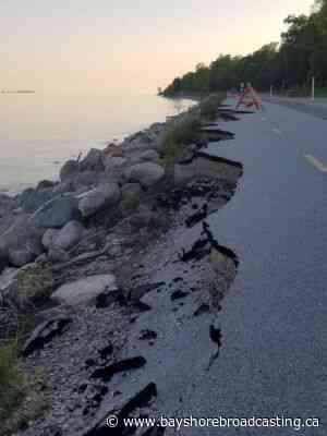 Saugeen Shores North Shore Road Will Stay Two-Way News Centre - Bayshore Broadcasting News Centre