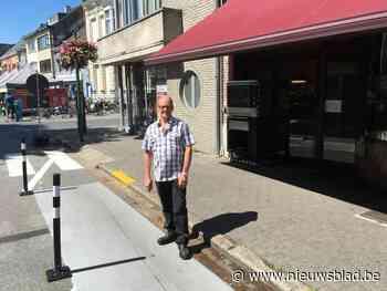 """Hevige kritiek op fietsstraat in Willebroek: """"Onveilig, tekort aan parkeerplaatsen en te grote wandelzones"""""""