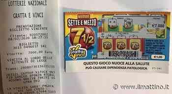 La Fortuna bacia Lago Patria: vinti 7000 euro al Gratta & vinci (con 1 euro) - Il Mattino