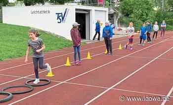 Mainburg: Endlich Stadion frei! für die kleinen Leichtathleten - Hallertauer Zeitung