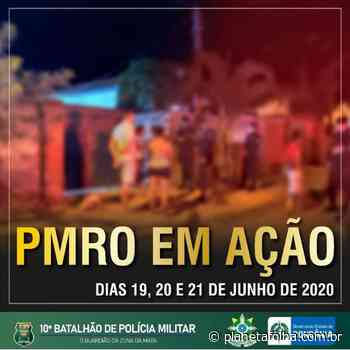 Em Rolim de Moura, 50 pessoas são identificadas em aglomerações e vão responder em juízo - Planeta Folha