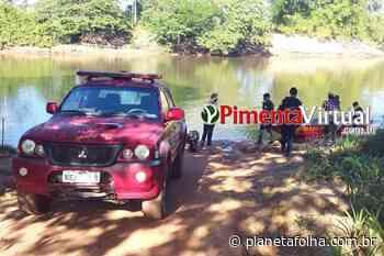 Na saída para Rolim de Moura, corpo é encontrado próximo a ponte de rio em Pimenta Bueno - Planeta Folha