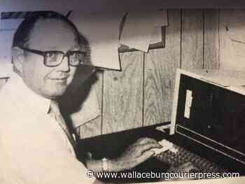 Dresden newspaper editor inducted into Hall of Fame - Wallaceburg Courier Press