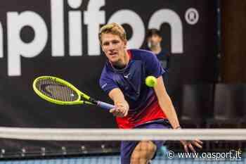 LIVE Jacopo Berrettini-Ornago 3-6, 6-4 Campionati Italiani tennis in DIRETTA: un set pari, si va al super tie-break - OA Sport
