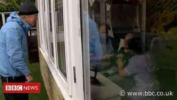 Coronavirus: 'When lockdown ends, I can cuddle my wife again'