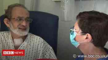 Coronavirus: 'All the nurses, thank them all'