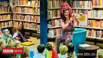 Children's Drag Queen Story Hour UK event cancelled over 'hate comments'