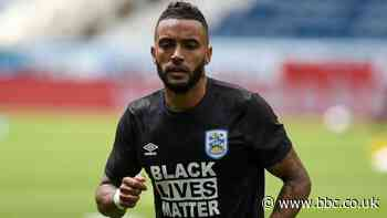 Danny Simpson: Huddersfield Town full-back to leave at the end of month