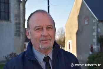 maire de Vasselay, Michel Audebert, candidat pour un deuxième mandat : « faire en sorte que le bourg revive » - Vasselay (18110) - Le Berry Républicain