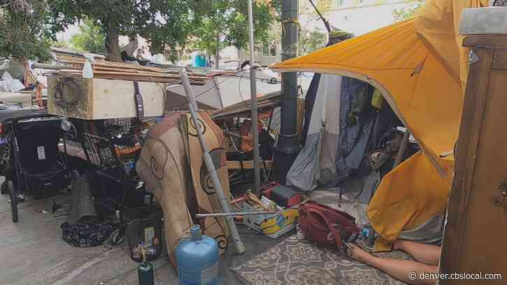 Denver: Sanctioned Camping Areas For Homeless Is An Idea Being Considered