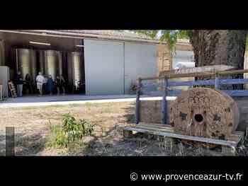 La-Fare-les-Oliviers : Le Domaine Roustan enfin en bouteilles - PROVENCE AZUR