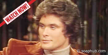 The Young and the Restless Video Replay: David Hasselhoff Sings YR Theme - Soap Hub