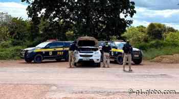 Veículo roubado no Espírito Santo é recuperado em Itaituba, no Pará - G1