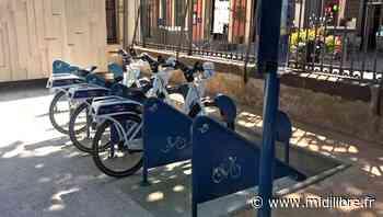 Sète agglopôle : des vélos à assistance électrique en libre-service à Marseillan - Midi Libre
