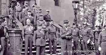 Kriegsende in Lindau: General de Lattres Versuche, die Deutschen zu verstehen - Schwäbische