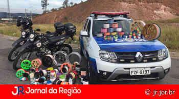Guarda de Itatiba apreende cerol e faz destruição | JORNAL DA REGIÃO - JORNAL DA REGIÃO - JUNDIAÍ