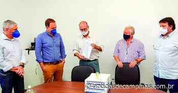 Santa Casa de Itatiba recebe respirador do SENAI - Notícias de Campinas