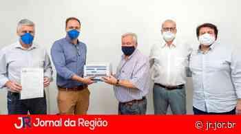 SENAI entrega respirador para Santa Casa de Itatiba | JORNAL DA REGIÃO - JORNAL DA REGIÃO - JUNDIAÍ