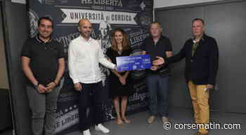 Corte : des dons à la fondation pour les étudiants précarisés - Corse-Matin