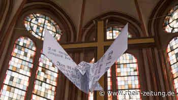 Kunst in der Neuwieder Marktkirche: Gute Nachrichten gesucht - Rhein-Zeitung