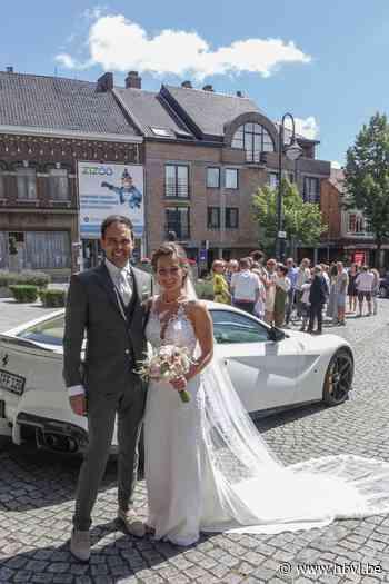 Sophie en Dimitri in Diepenbeek (Diepenbeek) - Het Belang van Limburg Mobile - Het Belang van Limburg