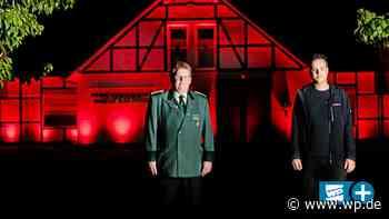 Alarmstufe Rot: Über die Night of Light in Bestwig - Westfalenpost
