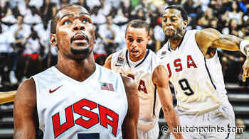 Kevin Durant joining Warriors has its roots in 2010 FIBA team - ClutchPoints